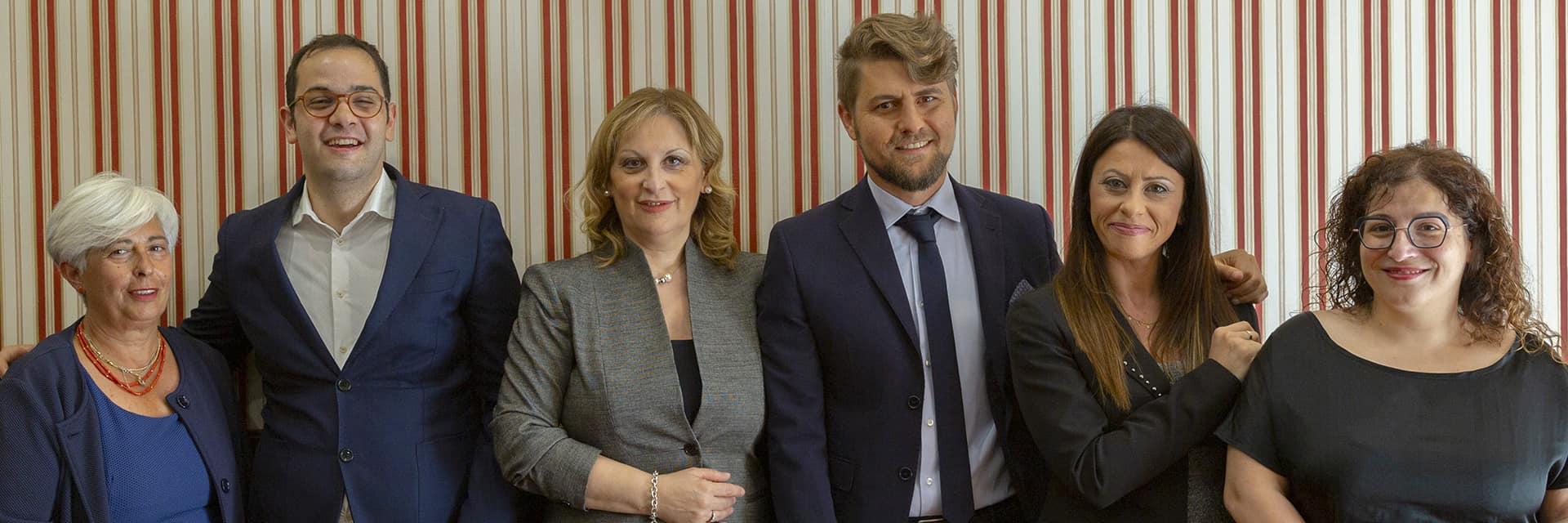 Studio Legale Avv. Carmela Trotta - Team1