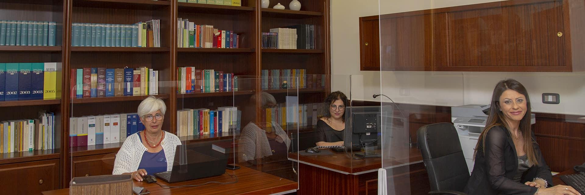 Studio Legale Avv. Carmela Trotta - Team3